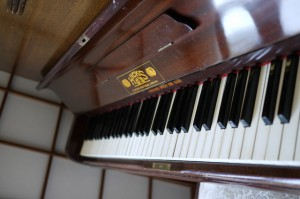 130年前のピアノ