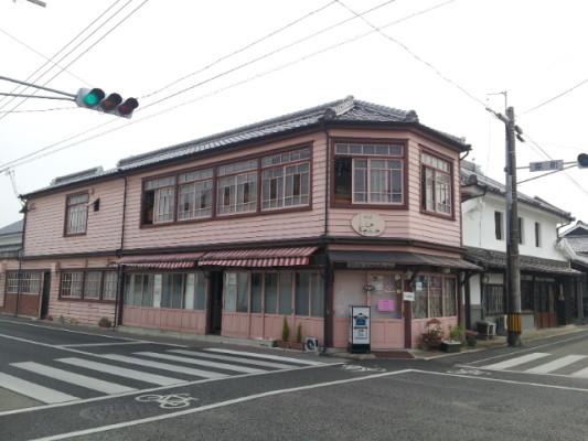 八女福島の古い町並み