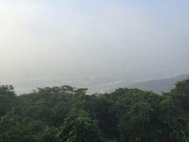石峰山からの眺望