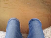 塩浸温泉龍馬公園の足湯