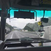 バスからの車窓